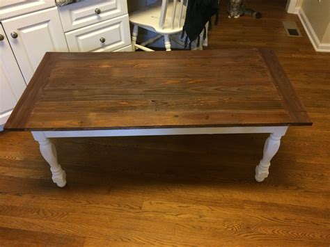 Diy-Coffee-Table-With-Turned-Legs