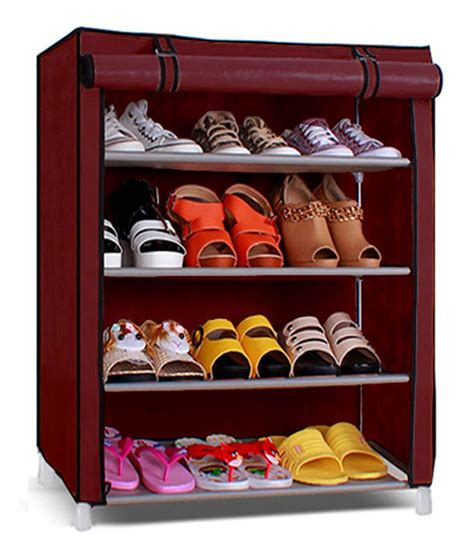 Diy-Collapsible-Shoe-Rack