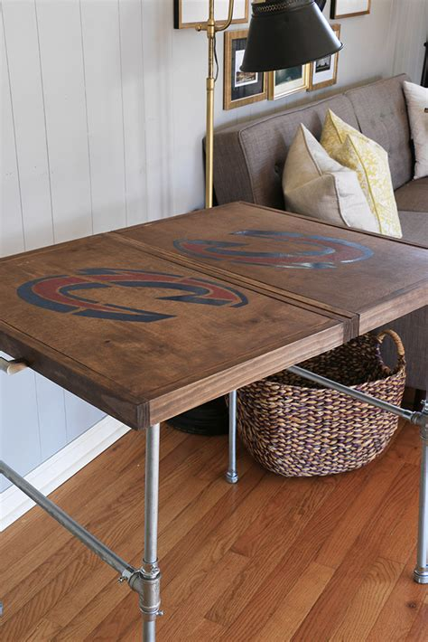Diy-Collapsible-Table