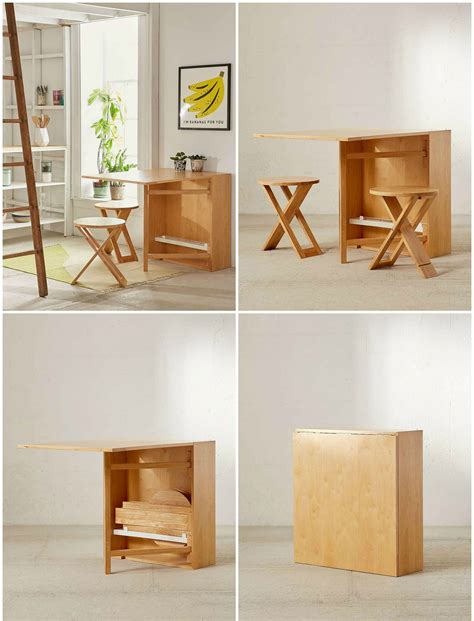 Diy-Collasp-Table