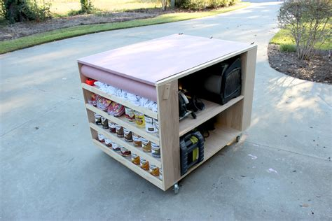 Diy-Compact-Workbench