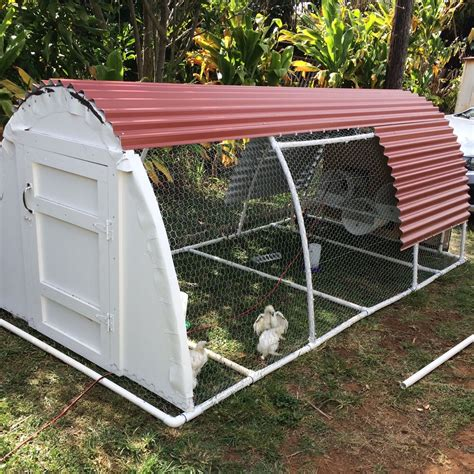 Diy-Composite-Chicken-Coop