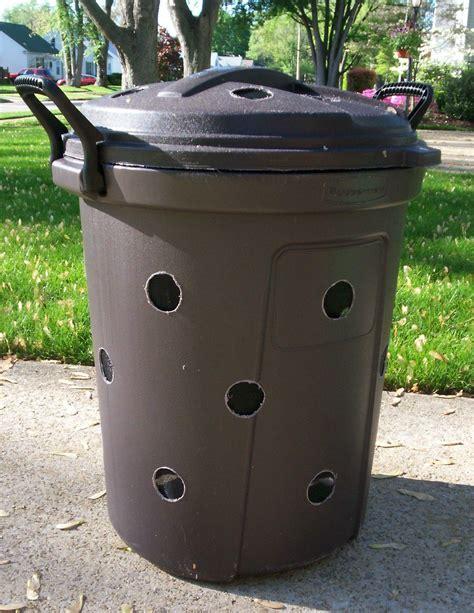 Diy-Compost-Bin-Trash-Can