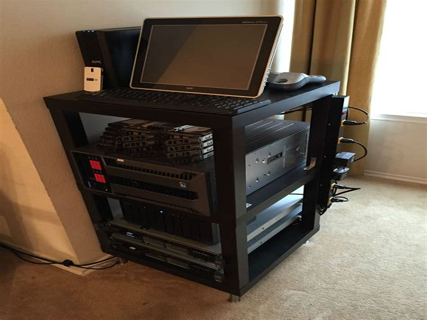 Diy-Computer-Rack-Room