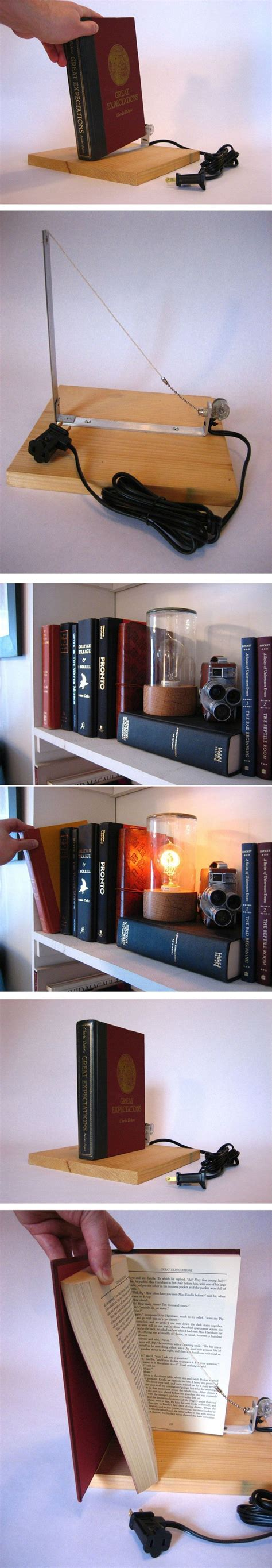 Diy-Conceiled-Bookcase-Lighting