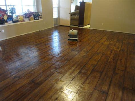 Diy-Concrete-Floor-On-Wood