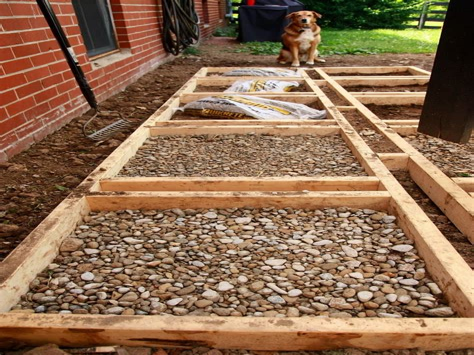 Diy-Concrete-Patio-Forms