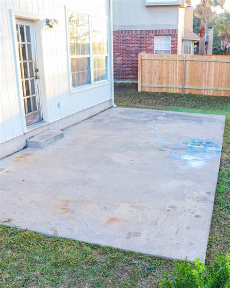 Diy-Concrete-Patio-Overlay