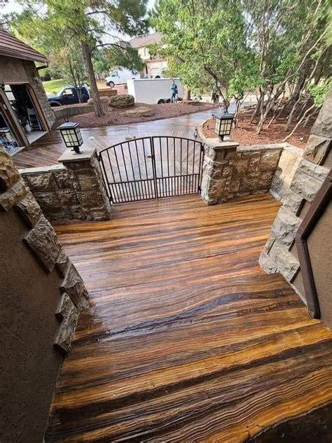 Diy-Concrete-To-Look-Like-Wood