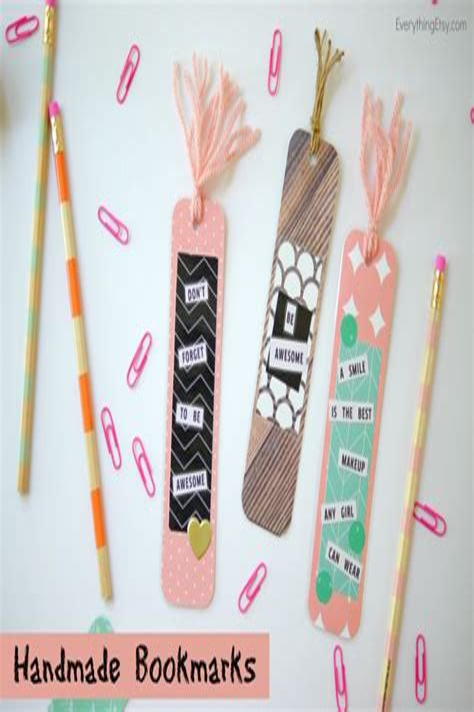 Diy-Cool-Bookmarks