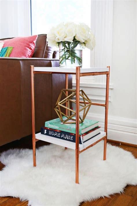 Diy-Copper-Side-Table