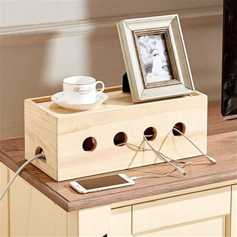 Diy-Cord-And-Internet-Box-Organizer