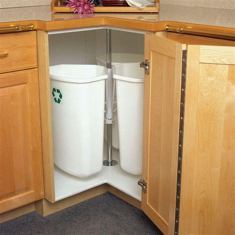 Diy-Corner-Cabinet-Trash-Can