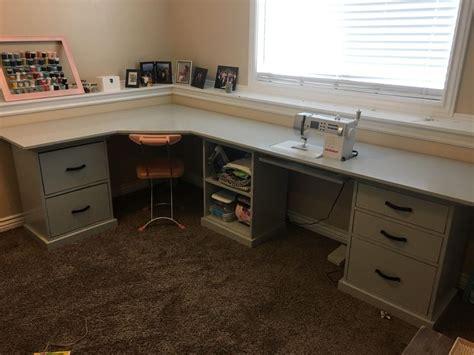 Diy-Corner-Sewing-Table