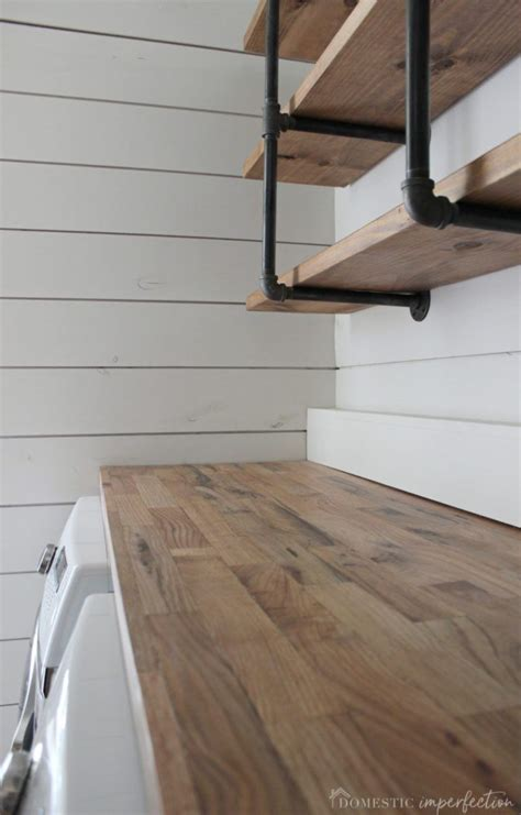 Diy-Counter-Out-Of-Wood-Flooring