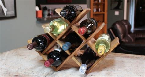 Diy-Countertop-Wine-Rack