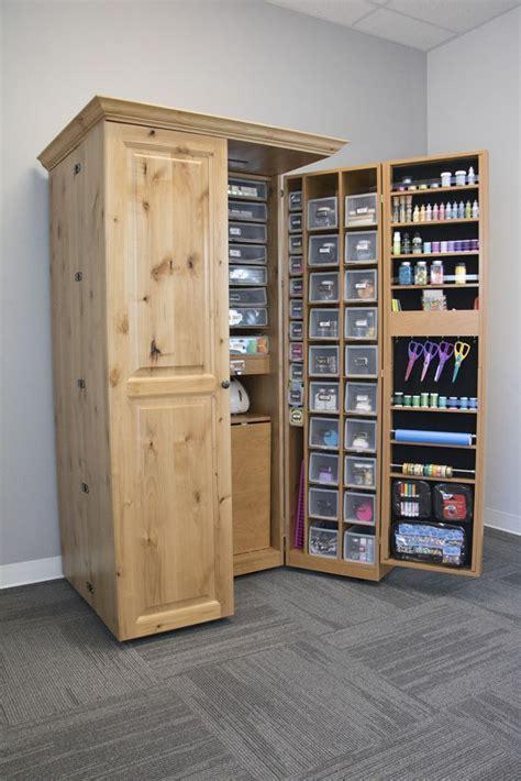 Diy-Craft-Cabinet