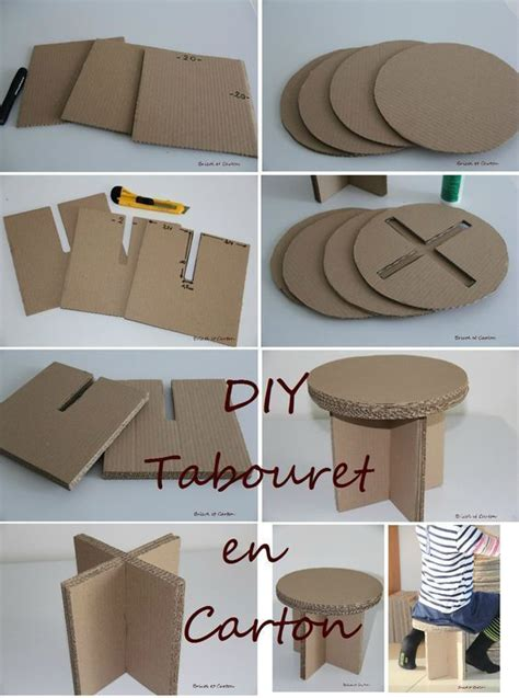 Diy-Crafts-Cardboard-Furniture