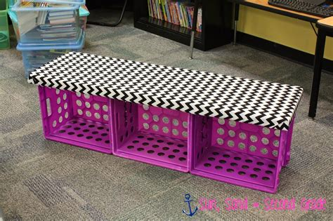 Diy-Crate-Bench-For-Classroom