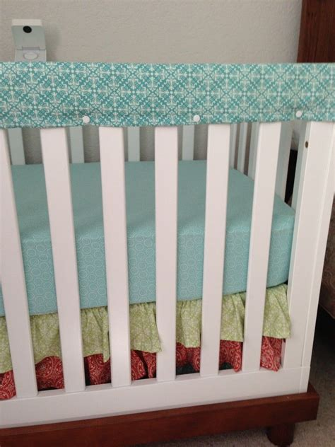 Diy-Crib-Rail-Guard-Cover