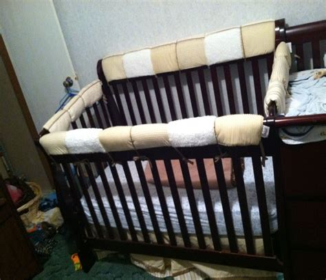 Diy-Crib-Teething-Bumper