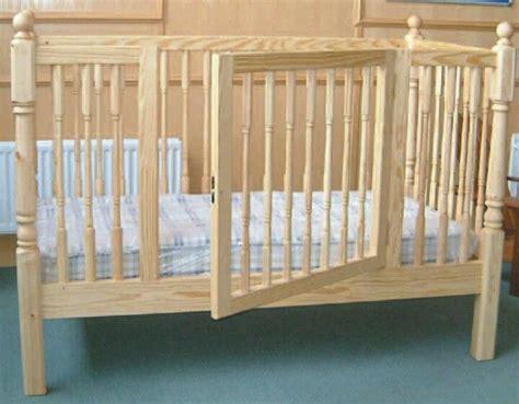 Diy-Crib-With-Sliding-Side