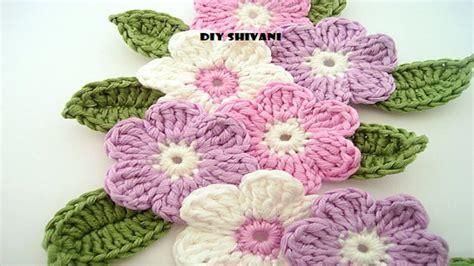 Diy-Crochet-Flowers-Tutorial