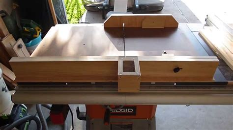 Diy-Cross-Cut-Sled-For-Craftsman-Table-Saw