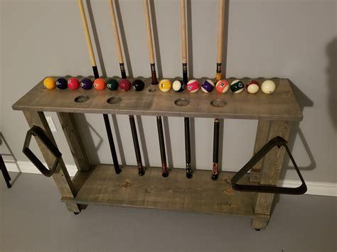 Diy-Cue-Stick-Rack