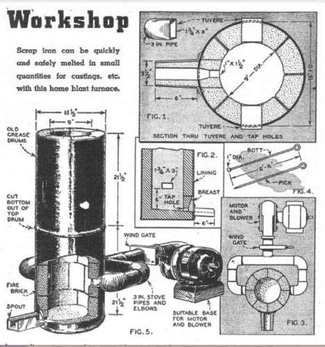 Diy-Cupola-Furnace-Plans