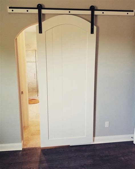 Diy-Curved-Barn-Door