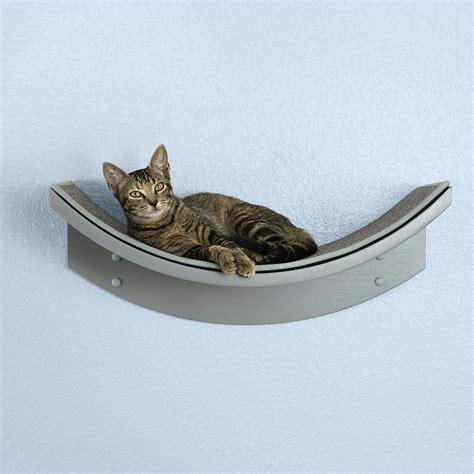Diy-Curved-Cat-Shelf