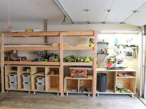Diy-Custom-Garage-Shelving