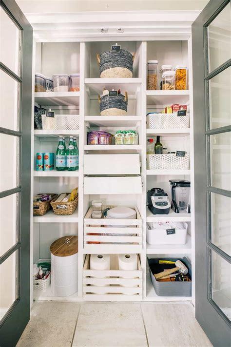 Diy-Customizable-Shelving-For-Pantry