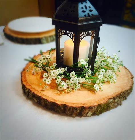 Diy-Cutting-Logs-For-Table-Centerpieces