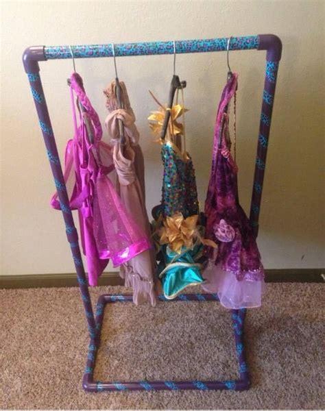 Diy-Dance-Costume-Rack