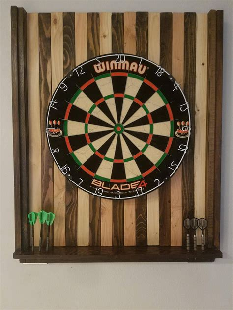Diy-Dartboard