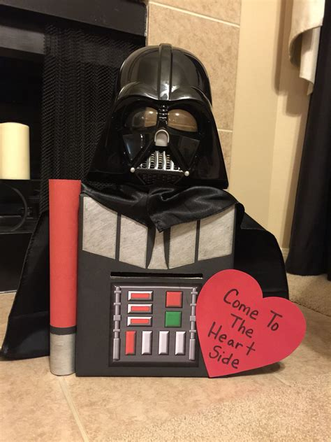 Diy-Darth-Vader-Valentine-Box