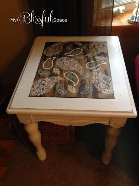Diy-Decorate-Glass-Table-Top-Makeove