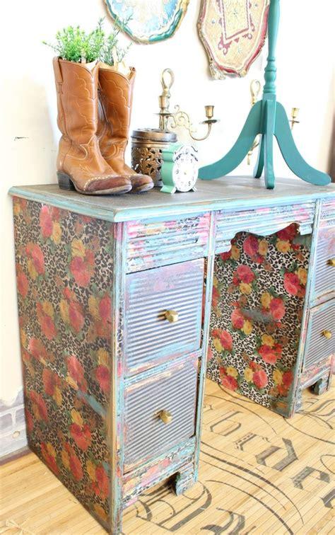 Diy-Decoupage-Furniture-Pinterest