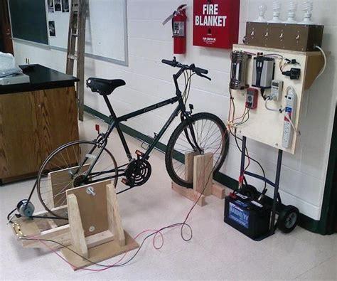 Diy-Desk-Bike-Generator