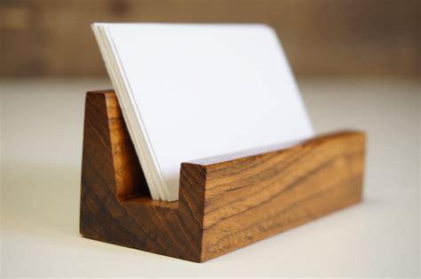 Diy-Desk-Card-Holder