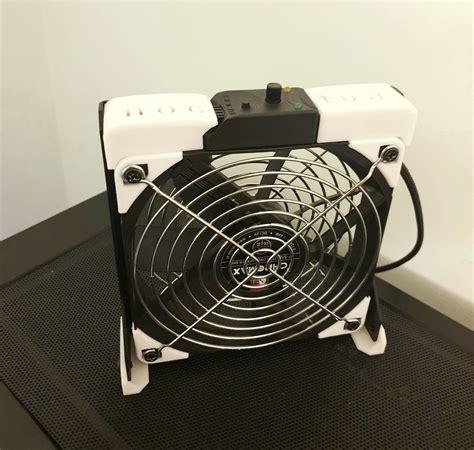 Diy-Desk-Fan