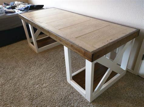 Diy-Desk-From-Old-Door