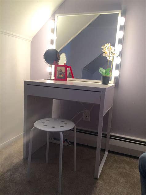 Diy-Desk-Mirror
