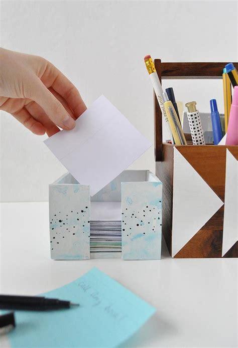 Diy-Desk-Paper-Holder