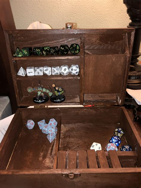 Diy-Dice-Storage-Box