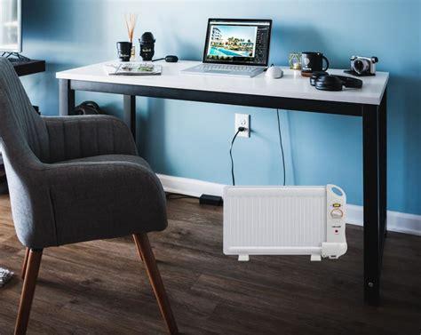 Diy-Direct-Heat-Under-Desk