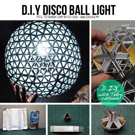 Diy-Disco-Ball-Light