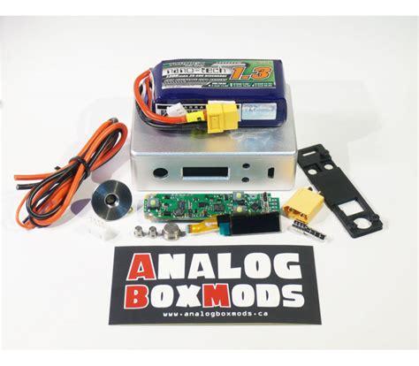 Diy-Dna-Box-Mod-Kit